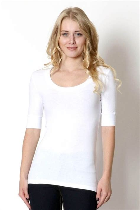 3 4 sleeve white scoop neck shirt jcpenney 3 4 sleeve white scoop neck shirt jcpenney 3 4 sleeve