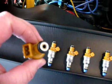 fuel injection cleaning fuel injector cleaning how to clean fuel injectors