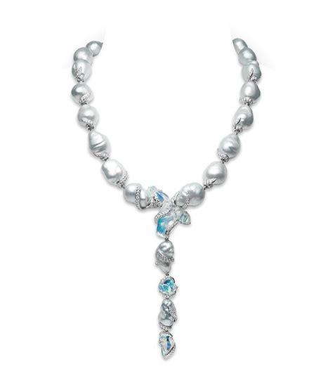 Kalung Barouqe panduan membeli kalung mutiara harga mutiara lombok perhiasan toko emas terpercaya jual
