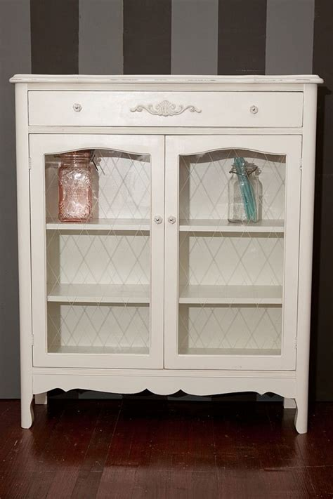 small china cabinet hutch small french cabinet with glass doors sold ivory white