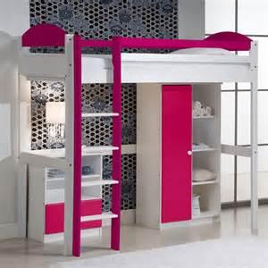 Incroyable Chambre Ado Fille Mezzanine #2: Lit-mezzanine-blanc-lit-sur-p-014-zd6.jpg