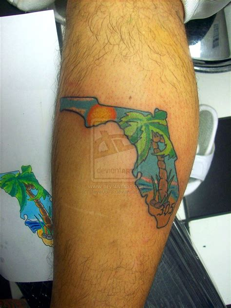 florida tattoo florida by steve0673 on deviantart