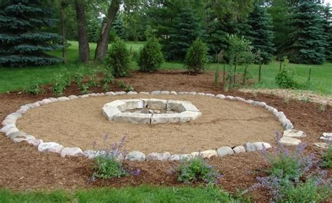 Paver Patio Gravel Base Outdoor Fire Pits Fireplaces And Grills
