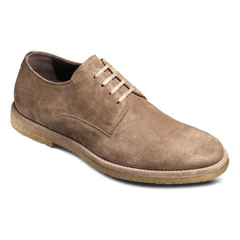 southside plain toe casual blucher by allen edmonds
