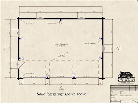 3 floor plans 3 car garage floor plans