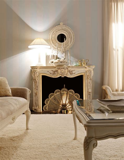 living room fireplace designs luxury fireplaces for classic living room by savio firmino