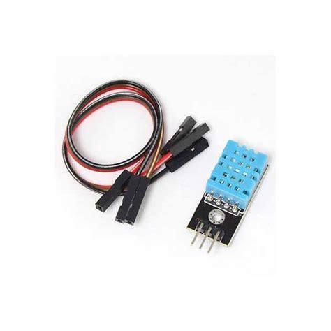 Sensor Kelembaban Dht11 Modul jual modul sensor suhu dan kelembaban dht11 arduino