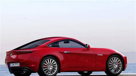 alfa romeo gtv brought back to life through digital design