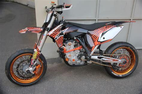Ktm 450 Motard Ktm 450 Supermoto Bad Biker Ktm 450