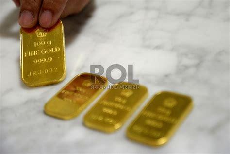 Logam Mulia Antam Emas Batangan 0 5 Gram terjangkau antam sediakan logam mulia 0 5 gram republika