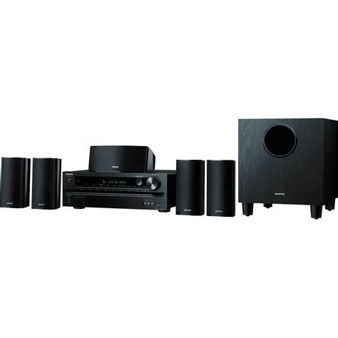 onkyo ht s3500 home theater package ht s3500 b h photo