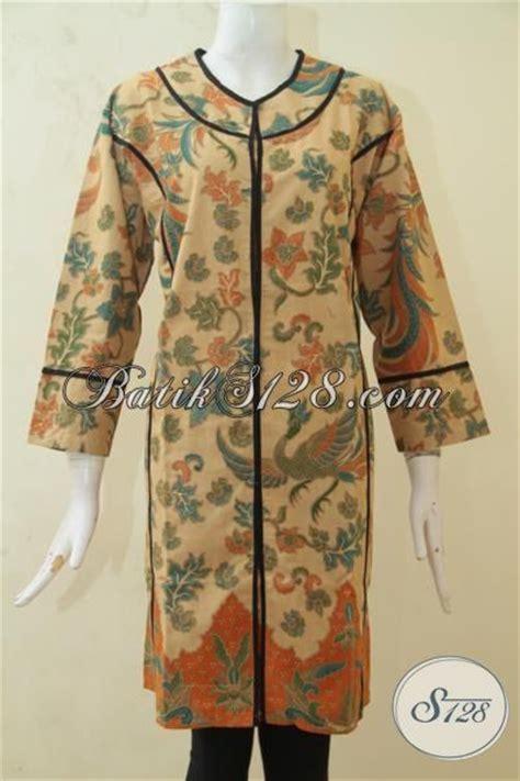 Baju Cewek Pakaian Wanita Atasan Blouse Hitam Aksen Ikat Tali Clo570 jual pakaian batik wanita muda size jumbo baju batik model terkini dengan aksen hitam yang