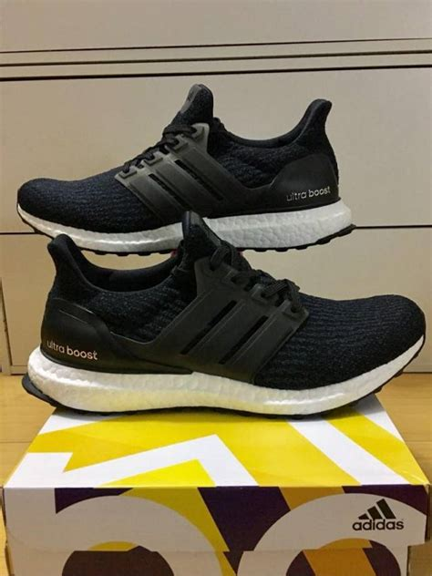Adidas Ultra Boost 3 0 Grey Leather Cage Original Sneakers adidas ultra boost 3 0 ltd gray leather cage bb 1092 size 10 5