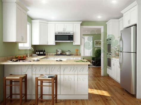 buy kitchen cabinets online buy ice white shaker kitchen cabinets online