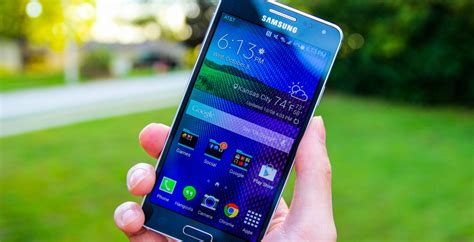 problems with the samsung galaxy alpha and how to fix them