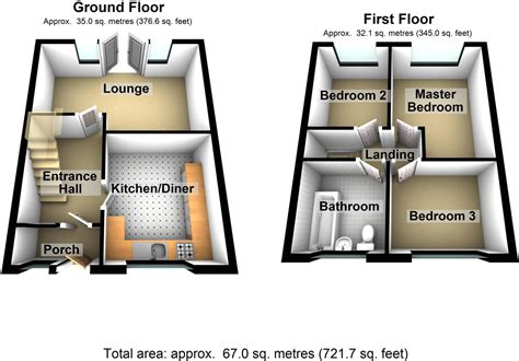 up down house design up and down house floor plan