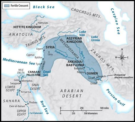 ancient middle east map river maps 2 history ancient period