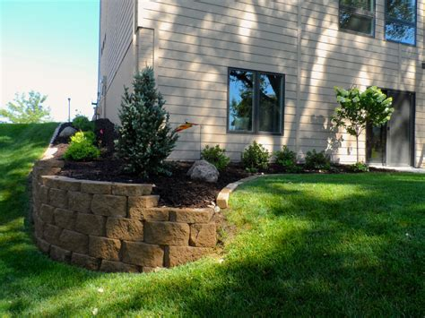 retaining walls antler country landscaping inc