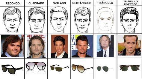 gafas para cara alargada hombre gafas hombre cara cuadrada