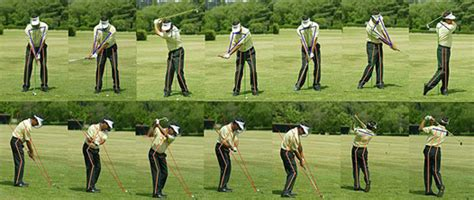 lo swing perfetto en busca swing perfecto club de golf buengolpe