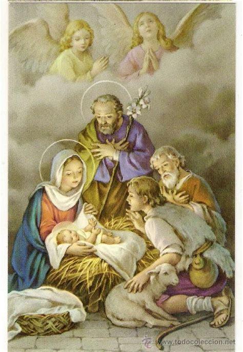 imagenes catolicas navidad 47597 postal religiosa dibujo portal de belen comprar