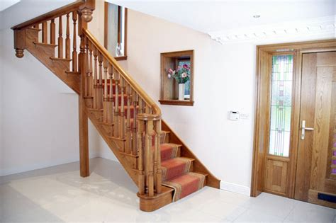 Wooden Stair Banisters Brooklyn Traditional Oak Staircases