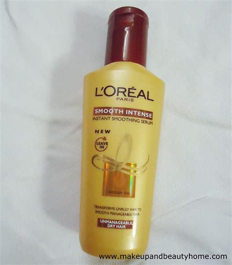 Loreal Hair Serum l oreal smooth instant smoothing serum