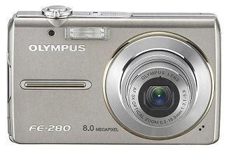 favorite thing #2: olympus fe 280 digital camera | vanilla joy