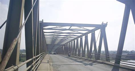 design jembatan musi 4 palembang dalam sketsa jembatan musi ii