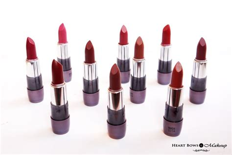 Lipstik The One Oriflame oriflame the one matte lipstick review swatches price