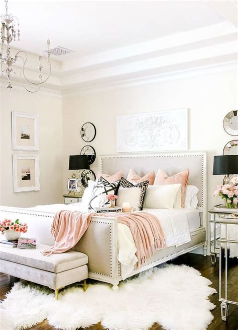 pink and lavender bedroom 23 gorgeous ideas to design a glam bedroom digsdigs