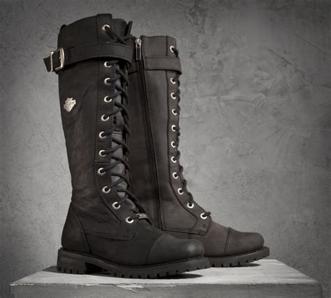 best harley riding boots 89 best for the who s no angel images on pinterest
