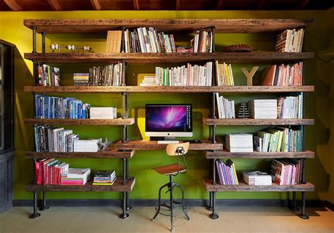 Home Office Design Books | 29 industrial home office designs decorating ideas