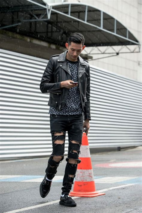 edgy mens fashion ideas