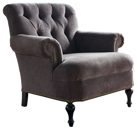 Traditional Accent Chair Murray Chair Traditional Armchairs Accent Chairs By Vancollier