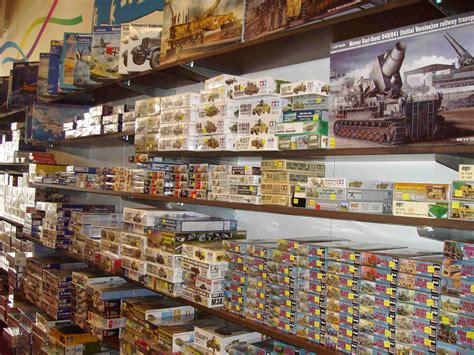 Plastic Model Shop