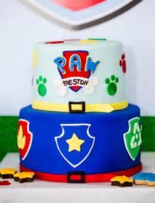 kara s party ideas paw patrol cake from a paw patrol