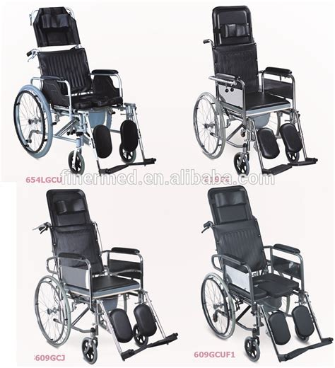 high back reclining wheelchair list manufacturers of reclining commode wheelchair buy
