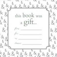 Free Printable Bookplates By Illustrator Jane Ray Reading Lists Printable Checks And Book Review Book Donation Template