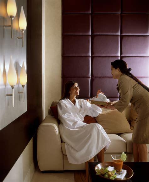 the spa receptionist raison detre spas