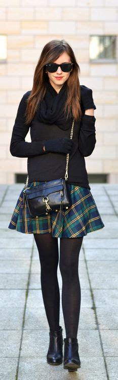 Torora Tartan Layer Mini Dress 167 best plaid skirts images on tartan plaid