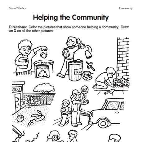 Free Printable Social Studies Worksheets For Kindergarten by Let S Teach Something Created Resources 25