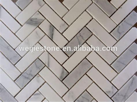 kitchen splashback and floor bianco carrara White marble