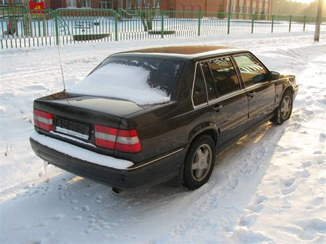 1994 volvo 960 photos 3 0 gasoline fr or rr automatic