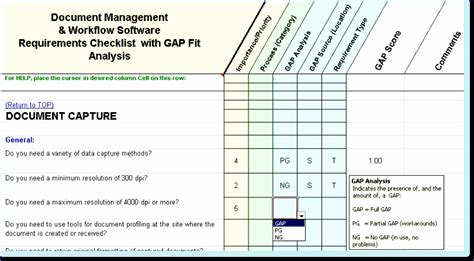 fit gap analysis template xls fit gap analysis template excel kfzgl sle gap