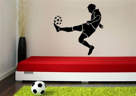 Wandtattoo Kinderzimmer Junge Fussball by 120 Originelle Ideen F 252 Rs Jungenzimmer Archzine Net