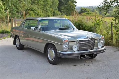 Tvr Wadhurst 1973 Mercedes W114 280ce Sold On Car And Classic Uk