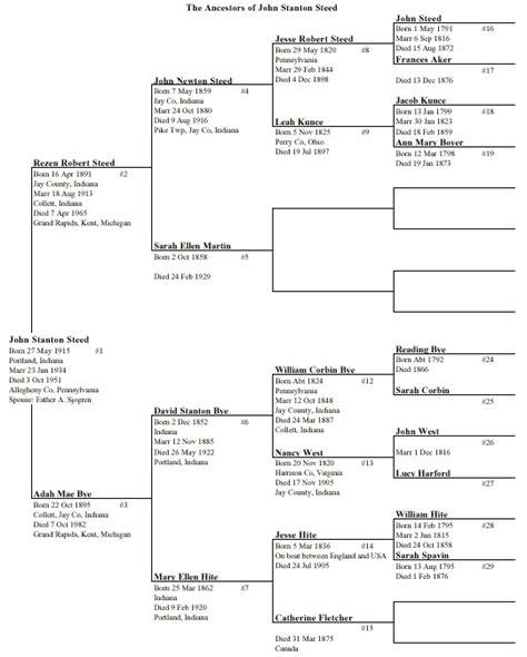 interactive printable family tree family tree template family tree template interactive