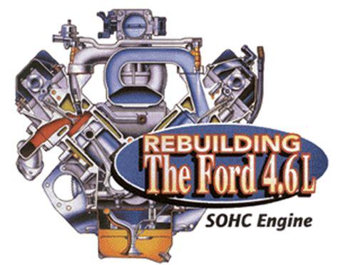 Rebuilding The Ford 4 6l Sohc Engine Engine Builder Magazine