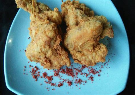 resep ayam goreng crispy  masuk kulkas oleh rozalia